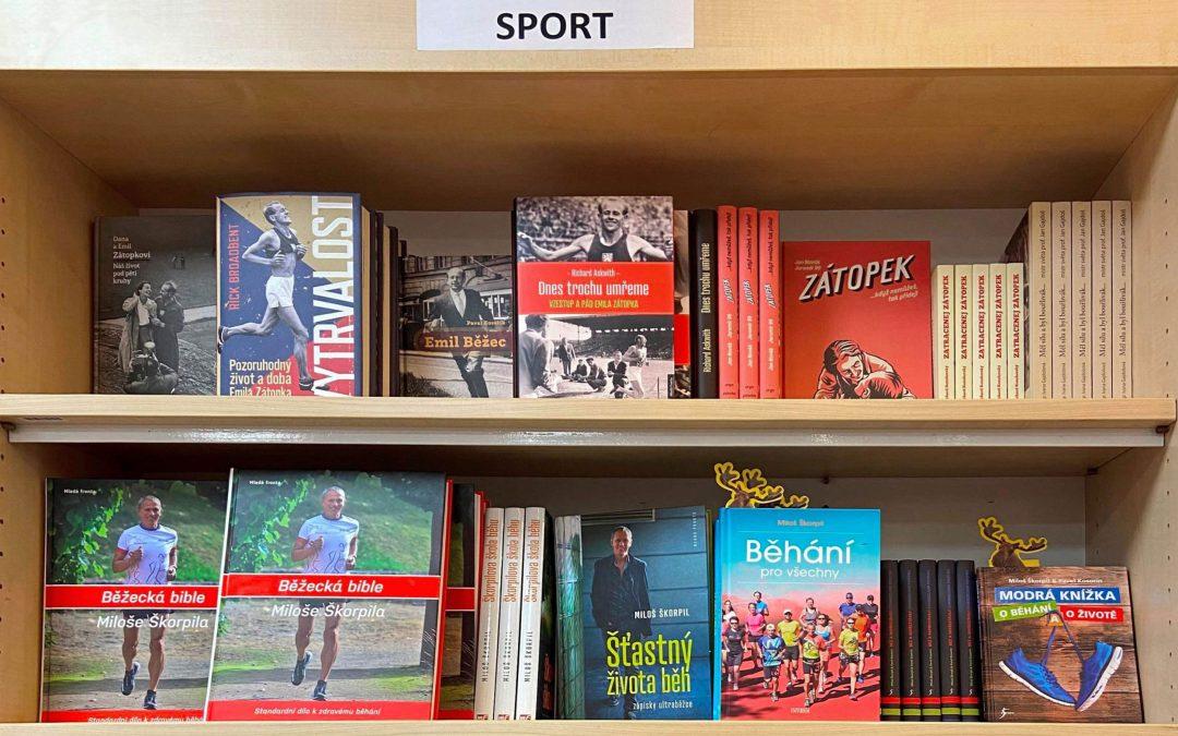 Jak si vybrat tu svou, o čem a pro koho jsou určeny mé knihy o běhání a zdravém životním stylu