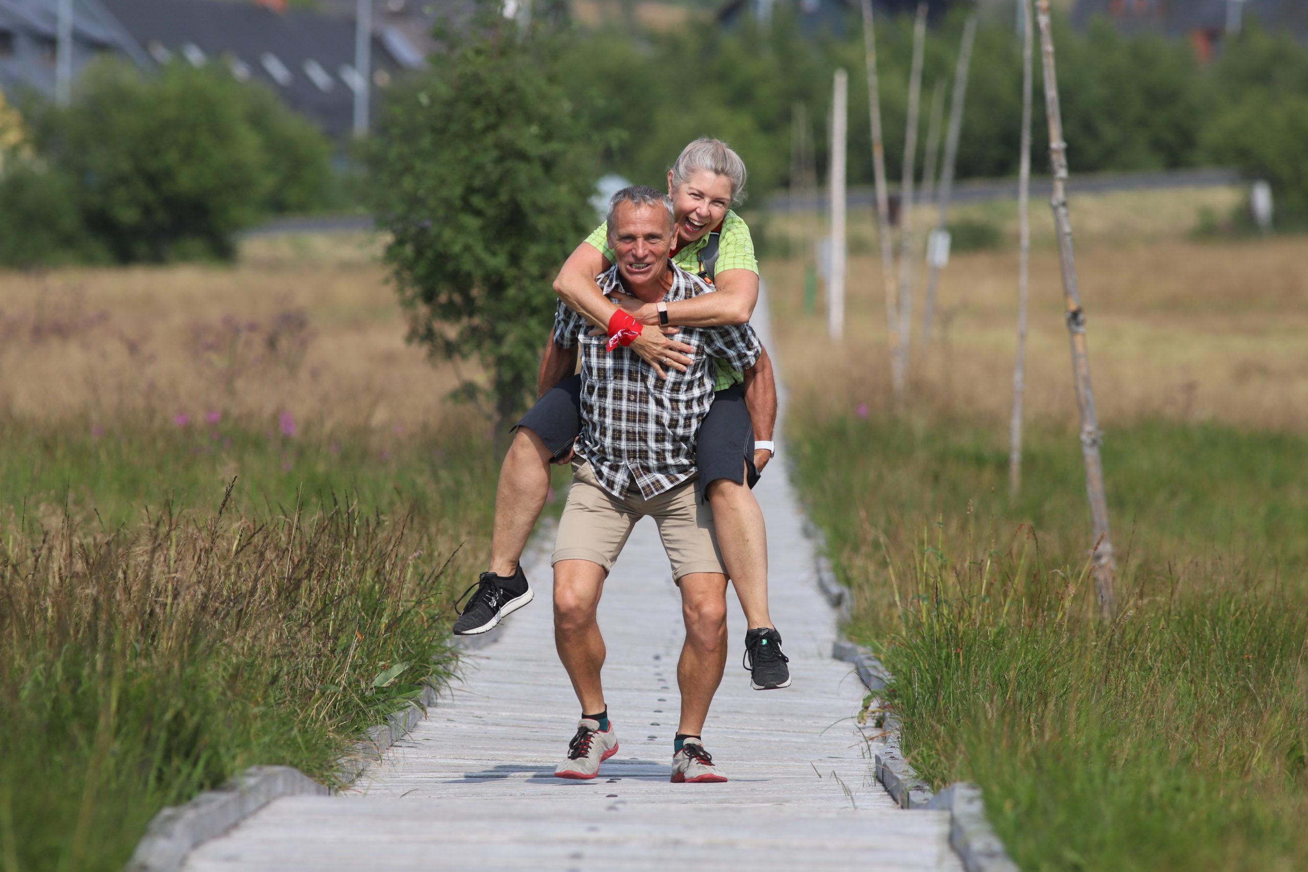 Běhání je jedna velká nikdy nekončící radost