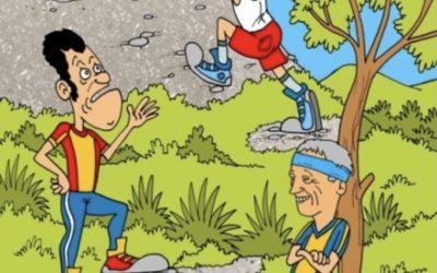 Gaučo, Mačo a Kaučo se přou, jak na to, když chcete zrychlit svůj běh