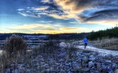 Novoroční pohádka o přecpávání, běhání a zblbnutí z hubnutí