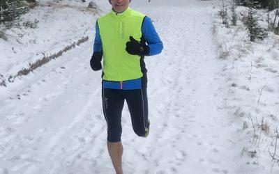 Vše o běhání v zimě na jednom místě