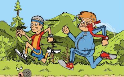 Co to je a jak zjistíte své optimální běžecké tempo