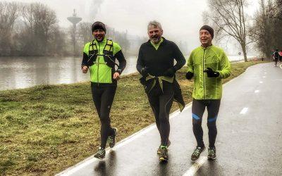 Do zóny se dostanete nejlíp joggingem