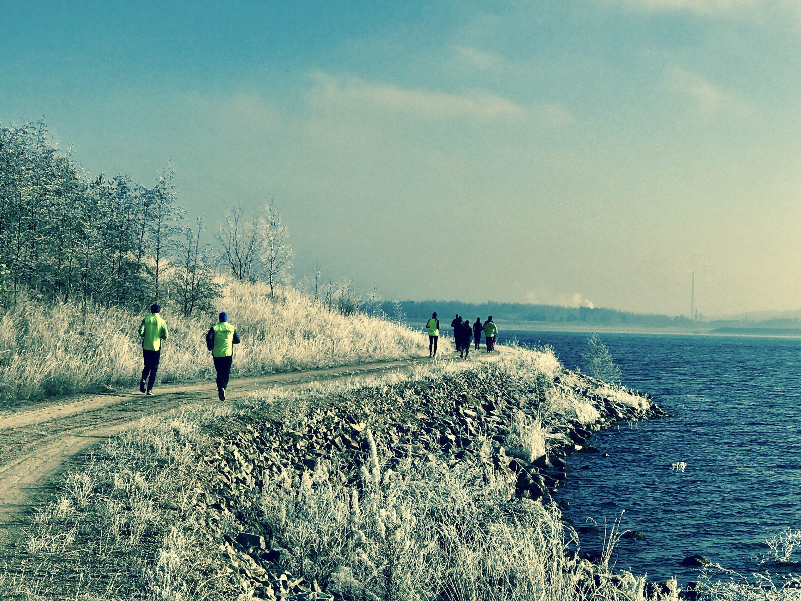 Zima není obdobím pro osobní rekordy