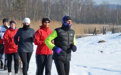 Plán na proběhnutí zimou ve zdraví