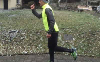 Dvanáct pravidel běhu. Pravidlo šesté – rovnováhu udržovat