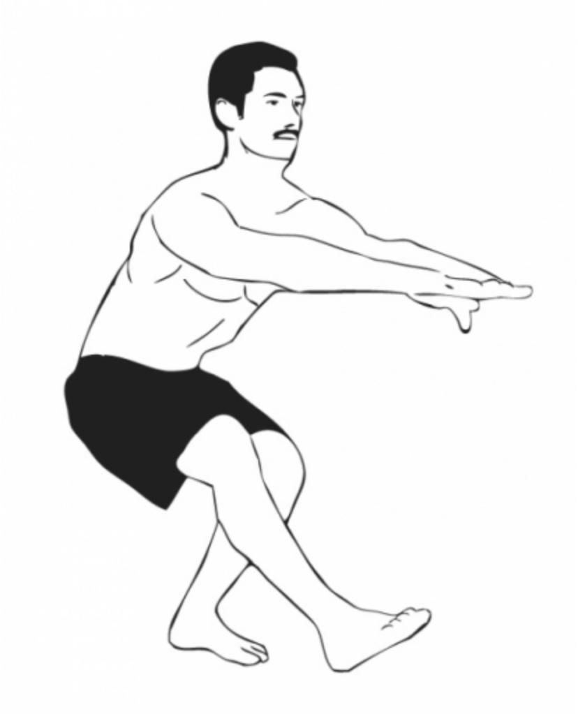 Dvanáct pravidel běhu. Pravidlo šesté – rovnováhu udržovat - pistole