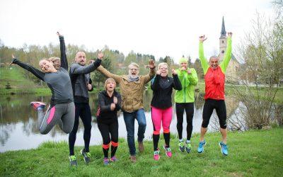 Parta maraton postavila na nohy tisíce lidí, mohla by postavit i vás