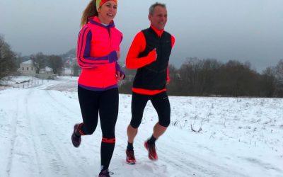Dvanáct pravidel běhu. Pravidlo jedenáct – oblékejte se podle počasí a toho co poběžíte