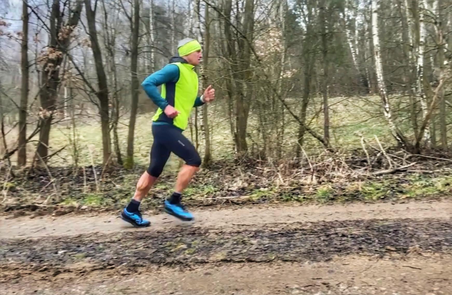 Výjimeční běžci běhají srdcem