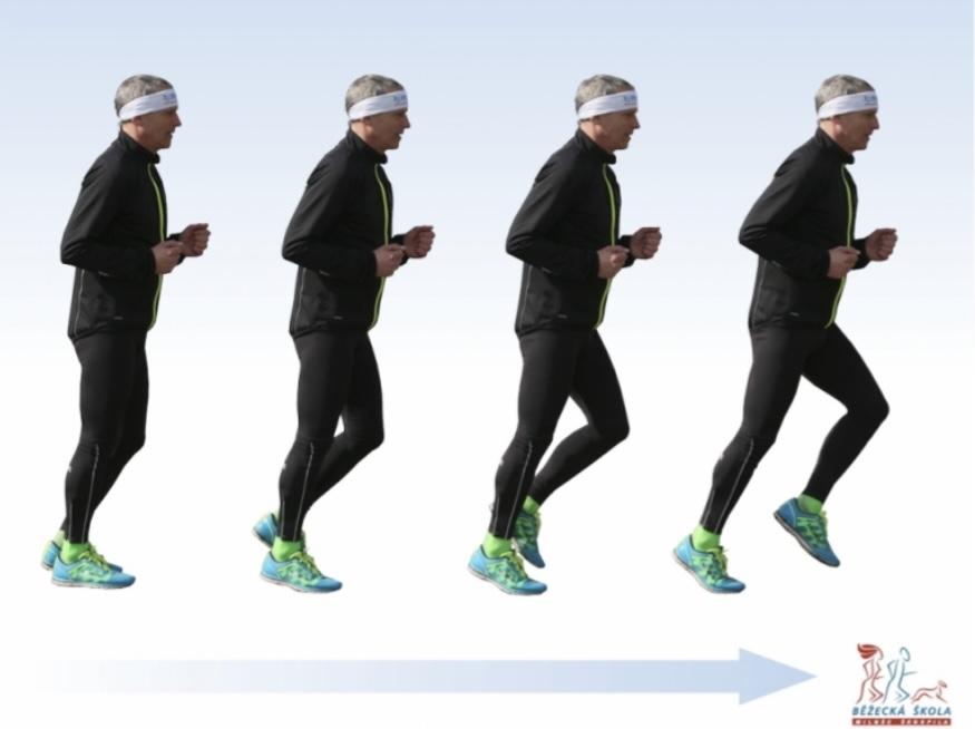 Přirozený běžecký styl se dokáže naučit každý běž jako bys měl upito
