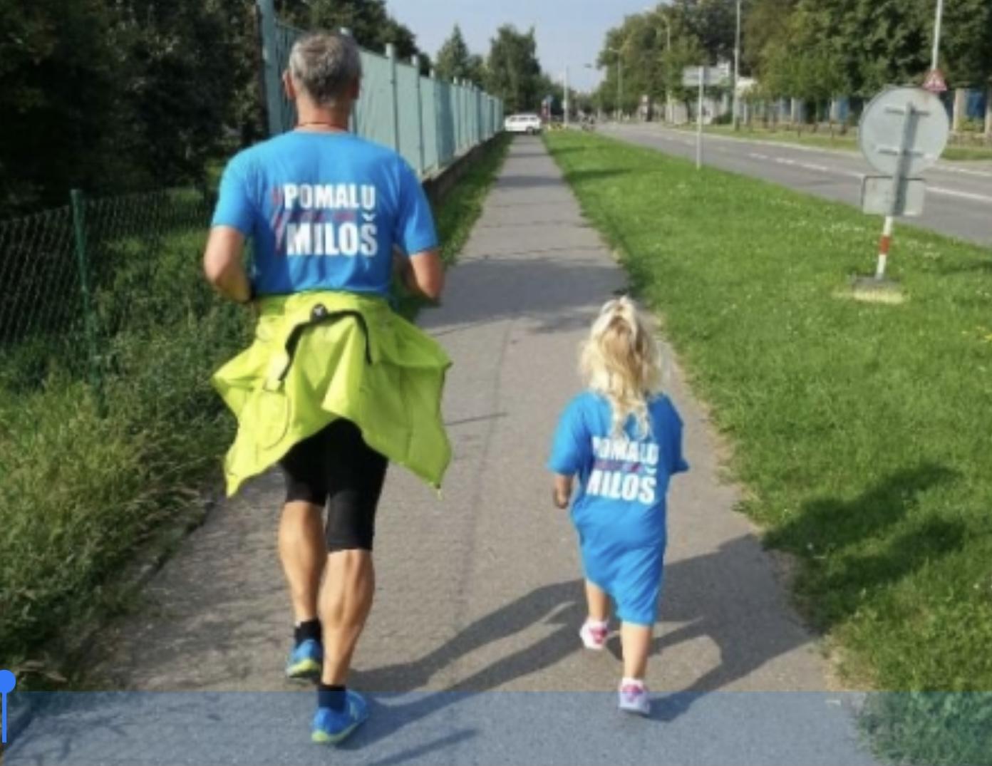 Běžecký trénink dětí, vsaďte na hru a fantazii