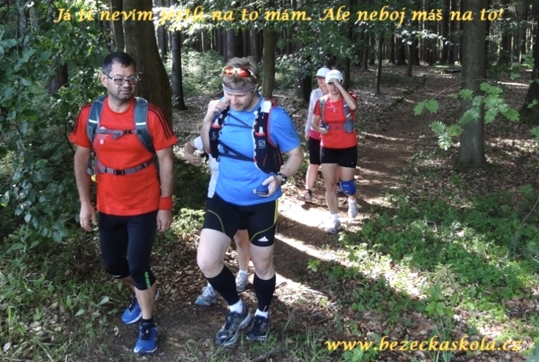 Jaké jsou vaše silné či slabé běžecké stránky