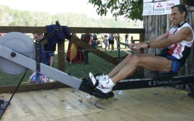 Veslařský trenažér, skvělý doplněk či náhrada běžeckého tréninku