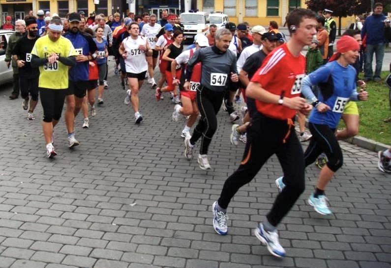 Rychlost běhu je pojem velmi relativní