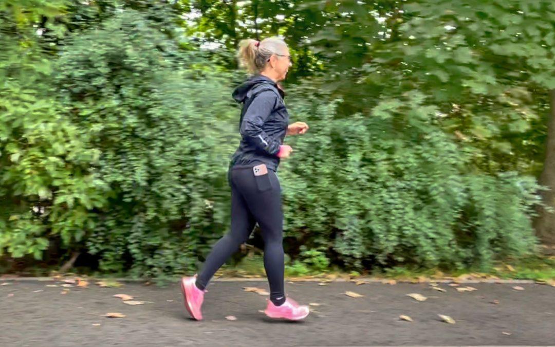 Běh, skvělý prostředek k překonávání podzimní únavy a depresí