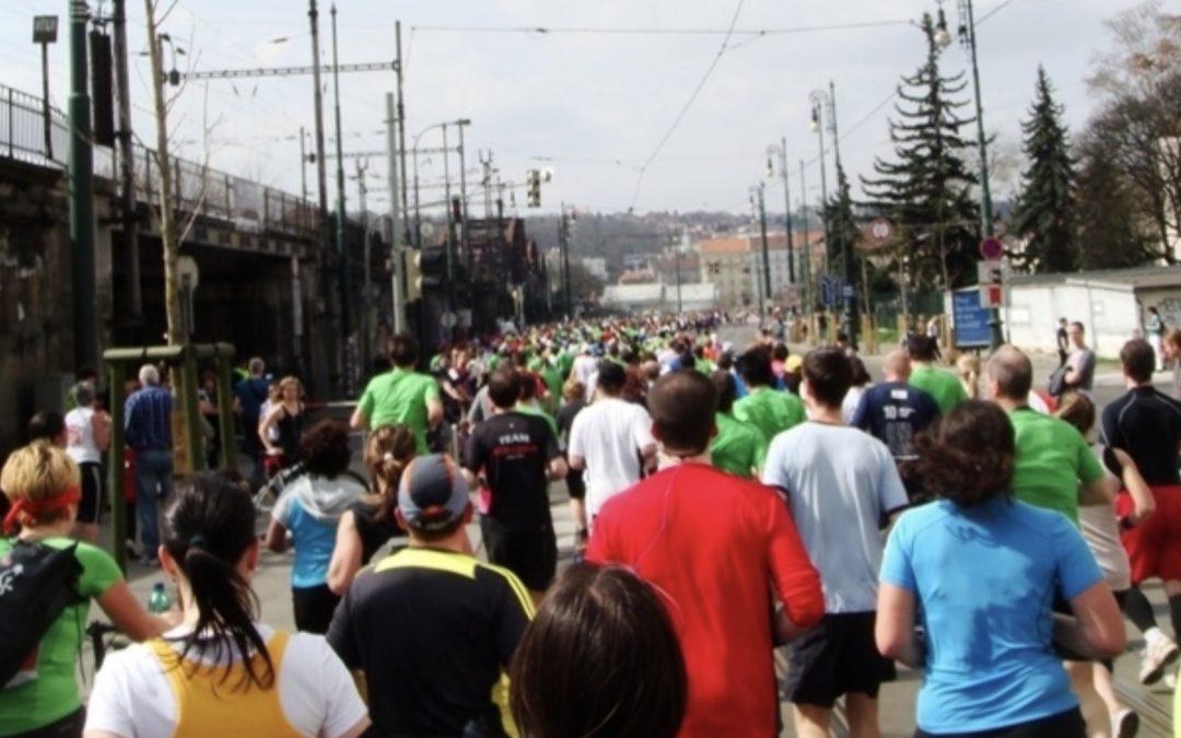 Běžecký závod se blíží, co dělat abyste nepohřbili to, nač jste se dlouho chystali