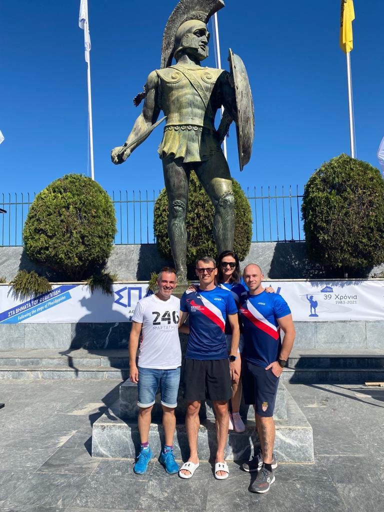 Spartahlon 2021 – druhá cesta ke Králi - s týmem snů