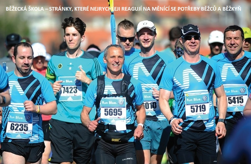 Do maratonu zbývá týden, co dělat, abyste svůj trénink zúročili k plné spokojenosti